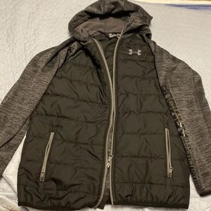 Under Armour Athletic Loose Youth Lg Boys Jackets